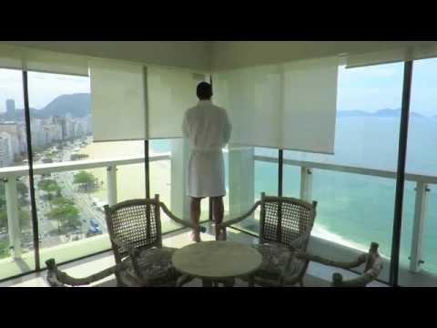 Rio Othon Palace - Copacabana Beach -  Rio de Janeiro Brazil