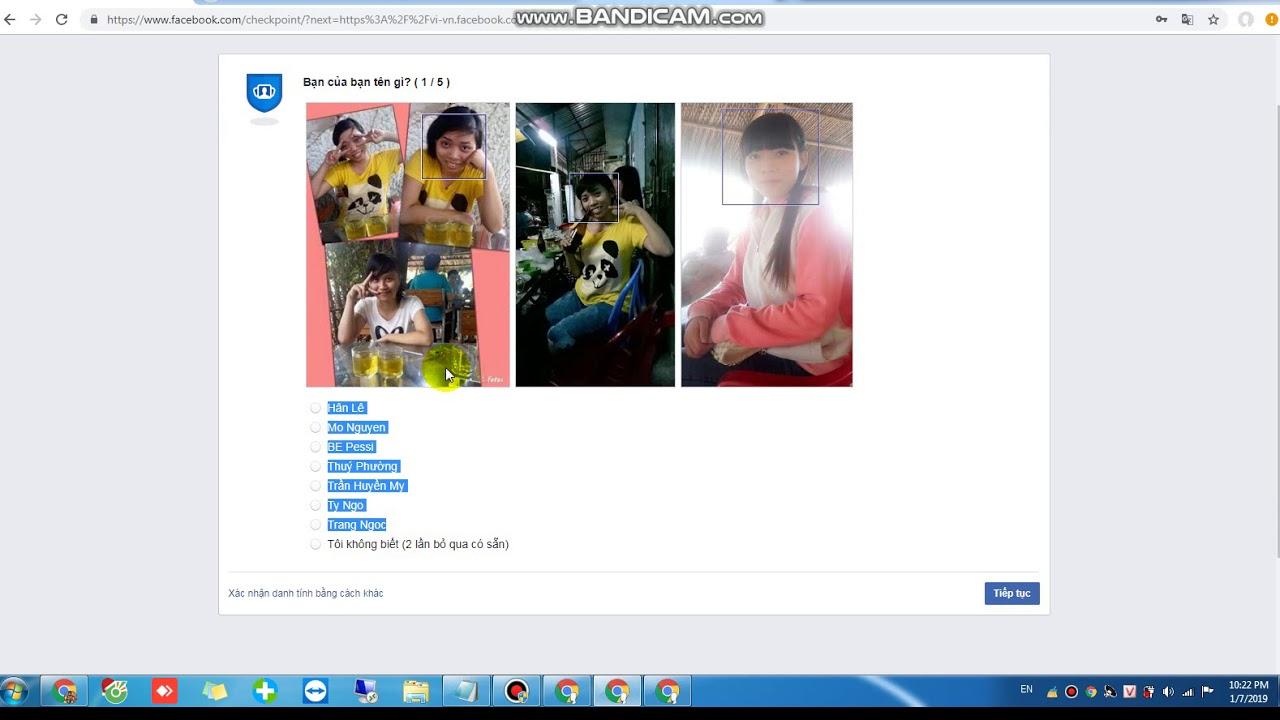 Bán acc Facebook, hướng dẫn mở check poin ảnh bạn bè, add member Group