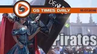 GS Times [DAILY]. Denuvo всё-таки доломали?