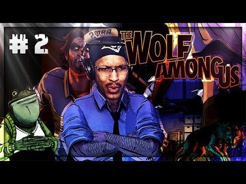TELLTALE... I SEE YALL!!! | The Wolf Among Us #2