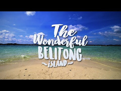 THE WONDERFUL BELITUNG ISLAND [GLIDECAM SHOT]