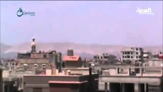مقتل العماد منصور قائد القوات الخاصة في جيش النظام