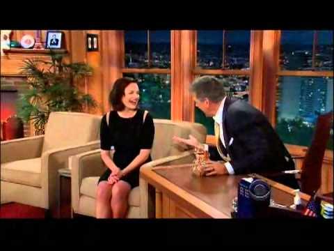 Craig Ferguson 5/5/14D Late Late Show Elisabeth Moss