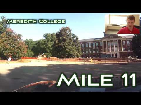 City of Oaks Marathon Course Video