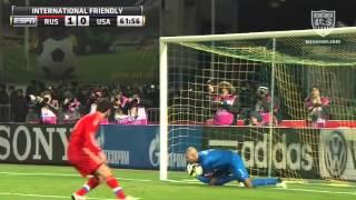 MNT vs. Russia: Highlights - Nov. 14, 2012