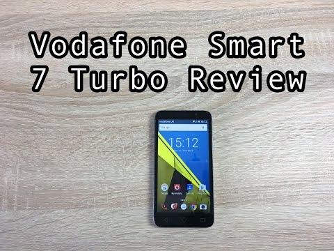 Vodafone Smart 7 Turbo Review