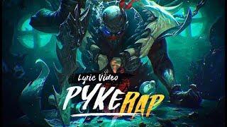 PYKE RAP「La Venganza del Destripador」║ LEAGUE OF LEGENDS ║ LYRIC VIDEO ║ JAY-F