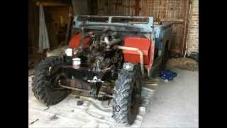 land rover series iia rebuilt by teenager part 1
