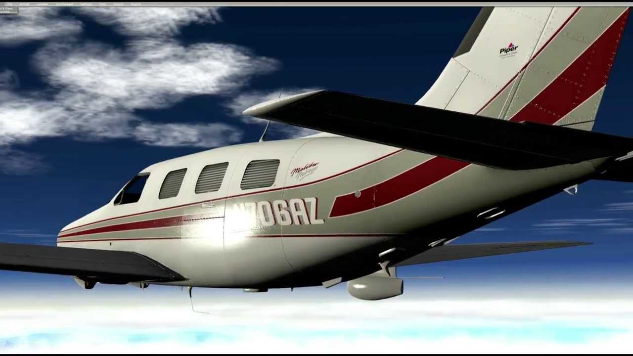 Aircraft Review : Piper PA-46 Malibu Mirage HD Series by