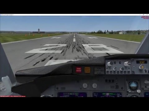 FSX Steam Edition Airline Transport Pilot ATP Checkride Full HD with REX4