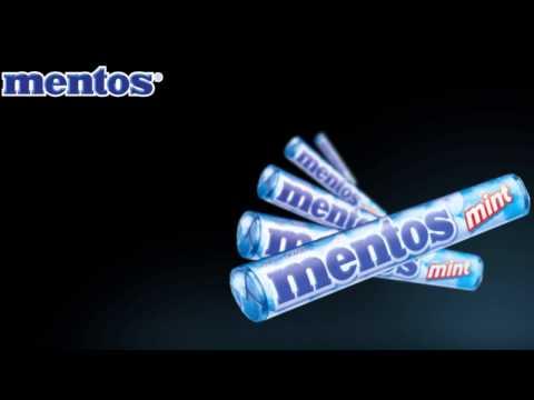 Mentos Werbung (Commercial) - (Peppermint Park - Fresh goes better)