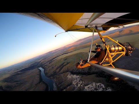 Sunrise Flight in
