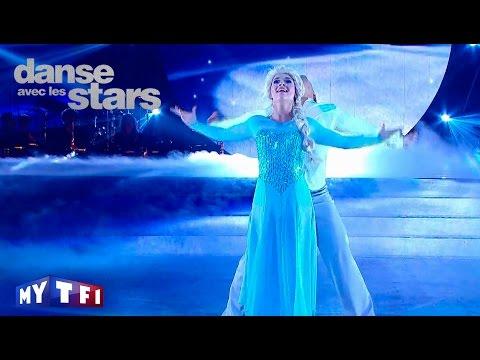DALS S06  - Priscilla Betti danse une danse contemporaine sur '''Libérée, délivrée''