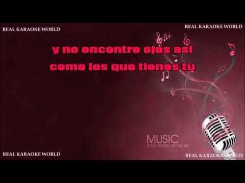 Shakira - Ojos Así (Karaoke HD)