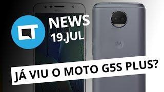 Imagem do Moto G5S Plus; Facebook vai cobrar pela leitura de notícias e+ [CT News]