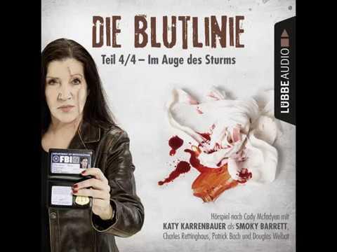 Die Blutlinie (Smoky Barrett 1) YouTube Hörbuch Trailer auf Deutsch