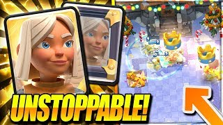 *GAME BREAKING DECK!* MIRROR + BATTLE HEALER = UNSTOPPABLE!!