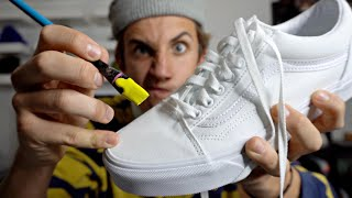 Custom VANS!! 🎨👟for FaZe Rug!  (SatiSfying)