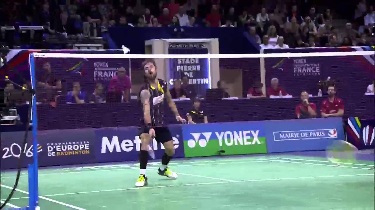 Yonex French Open 2015 Badminton QF M5 MS