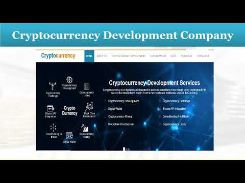 Cryptocurrency exchange dashboard software