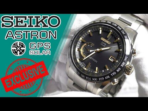 SEIKO SSE087J1 ASTRON GPS Solar