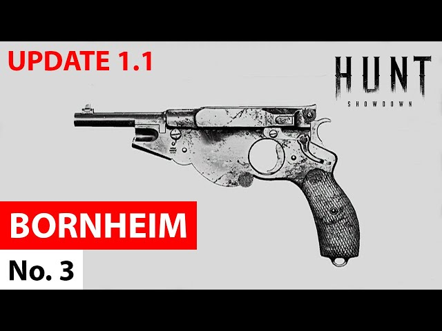 Bornheim No. 3 (update 1.1) | Hunt: Showdown