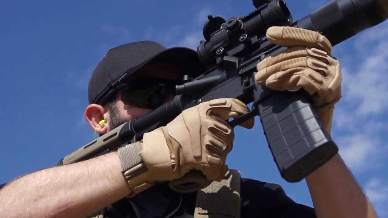 AR-15/M-16 - Tactical Rifles - Hogue Products