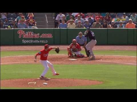 New York Yankees vs Philadelphia Phillies | Brandon Drury Home Run