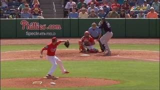 New York Yankees vs Philadelphia Phillies | Brandon Drury Home Run