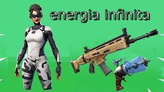 Como tener ENERGÍA INFINITA en FORTNITE SALVAR AL MUNDO/Pavo Flores/(parcheado)