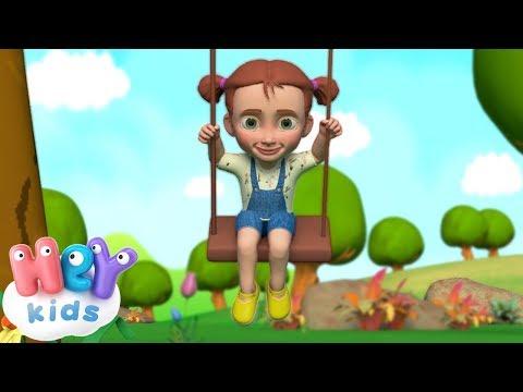 Lóg a lába lóga - Gyerekdalok Kicsiknek | HeyKids letöltés