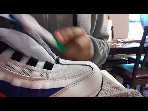 How To Clean Nike Air Max 95's