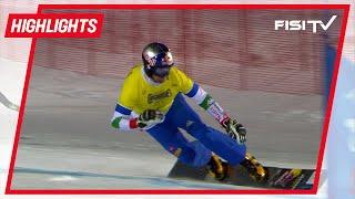Roland Fischnaller domina il PGS a Cortina