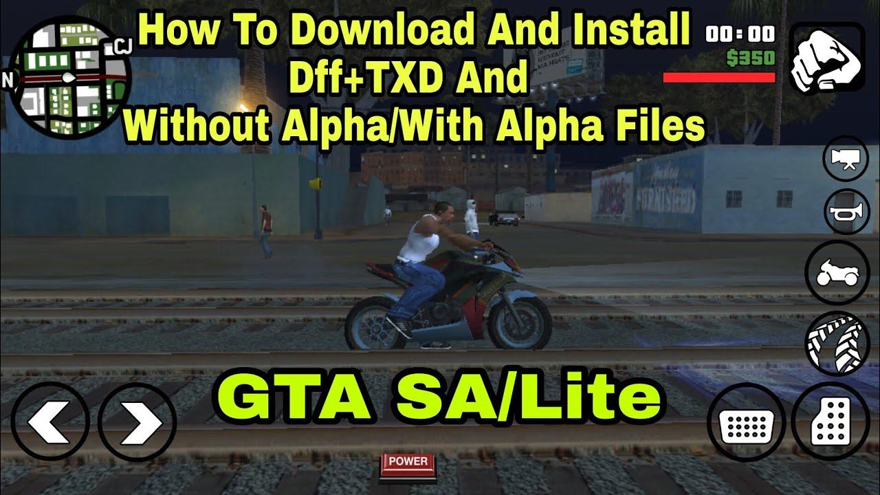 Download file gta sa lite | Download GTA SA Lite Mod APK  2019-05-08
