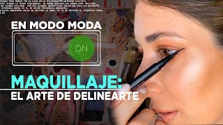 Maquillaje para principiantes: tips para usar el delineador de ojos