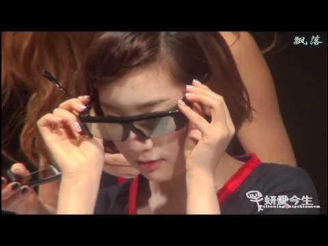 [Fancam] 110423 Taeyeon SNSD@Samsung Fan Meeting In Beijing