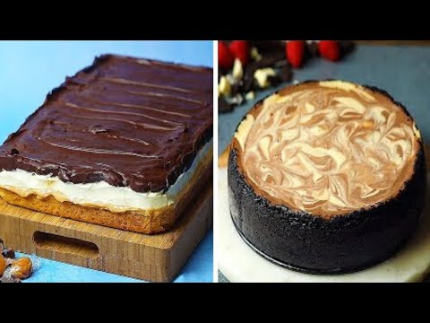 Easy Cheesecake Recipes 4 Ways