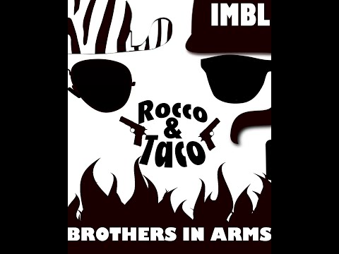 Rocco and Taco: Brothers in Arms