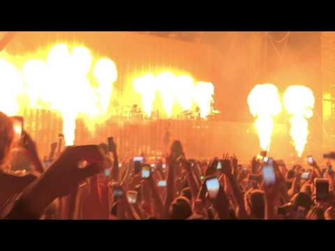 The Weeknd - The Hills Live at Hard Summer Part 1