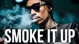 Wiz Khalifa type beat - Smoke It Up (Rolling Papers 2 2017) By Turreekk