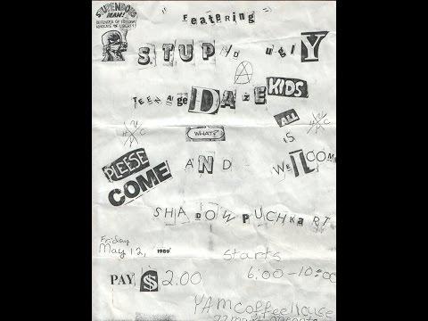 Teenage Daze 1980s Band Oneonta NY