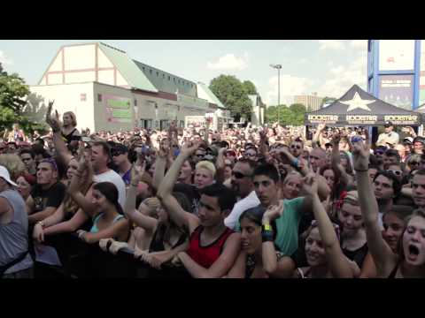Within Reason - Rockstar Uproar in Camden, NJ