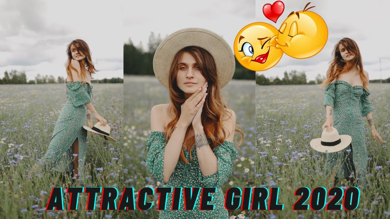 attractive girl 2020 #short