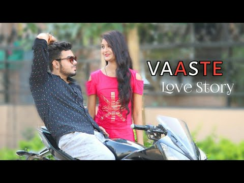 Vaaste Song L True Love Story L Dhvani Bhanushali ,Nikhil D L Vaaste Heart Touching
