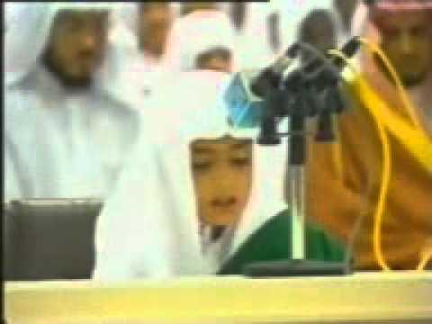 Anak Kecil baca Tartil Al Quran Surat Al Anbiya ayat 83-90 sangat bagus.3GP