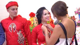VIETNAMESE WEDDING IN HAI PHONG 22/7-18 - ADAM & HUYEN