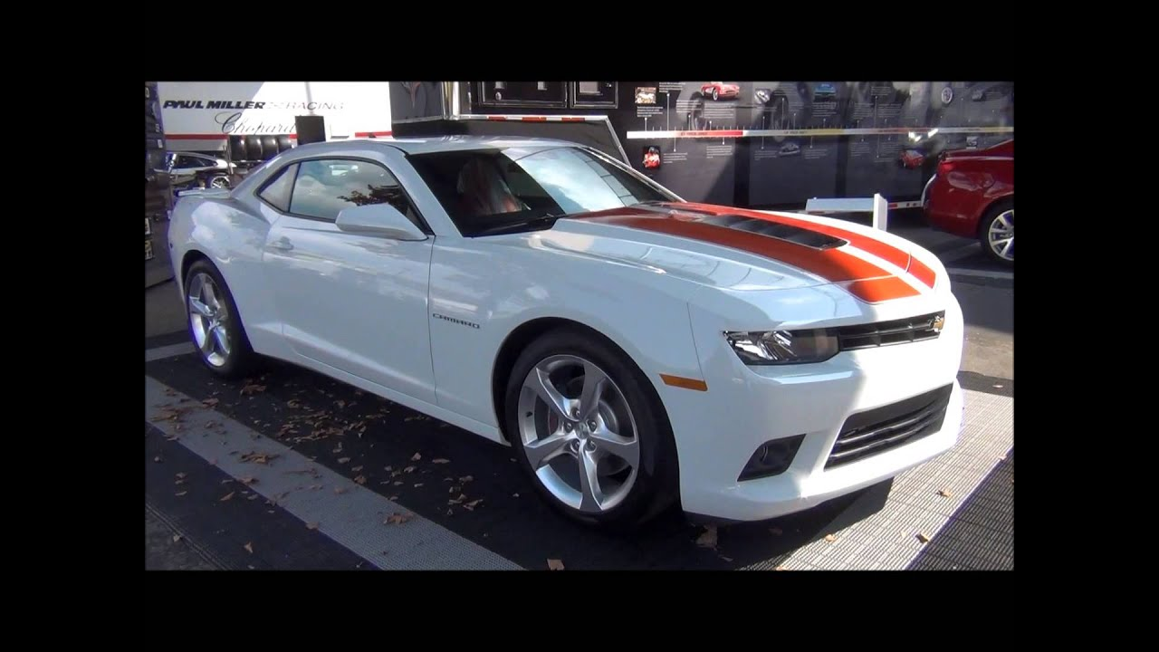all new 2014 camaro ss in baltimore grand prix 2013 youtube. Black Bedroom Furniture Sets. Home Design Ideas