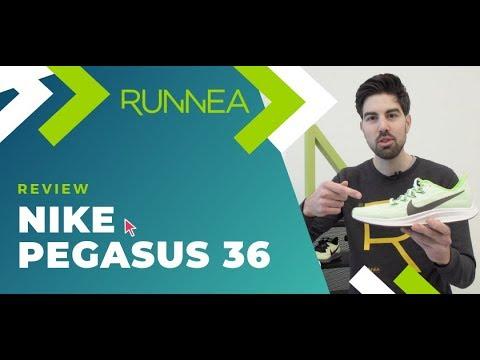 Nike Pegasus 36: Review y diferencias con las Pegasus 35