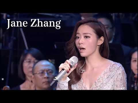 Jane Zhang 金曲串燒 | Jane Zhang 抒情慢歌精選 (2017) | Jane Zhang 精選歌曲