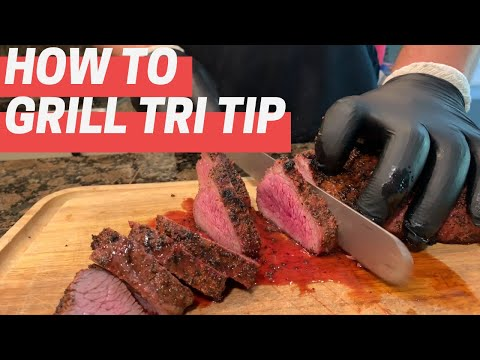How To Grill Tri Tip With Royal Oak Charcoal